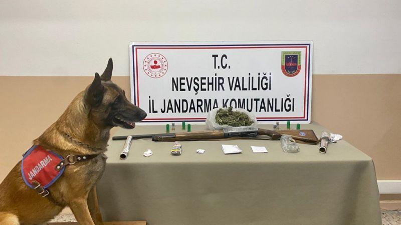 Nevşehir İl Jandarma Komutanlığı Uyuşturucuya Geçit Vermiyor!