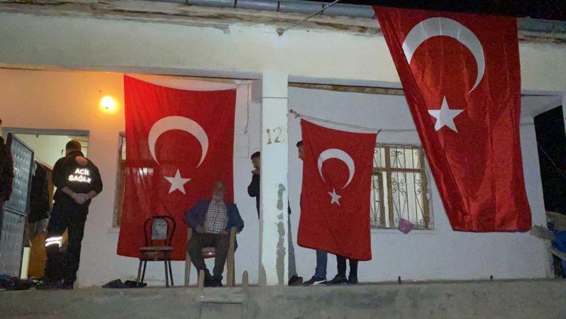 Komşu İlimiz Aksaray'a Şehit Ateşi Düştü