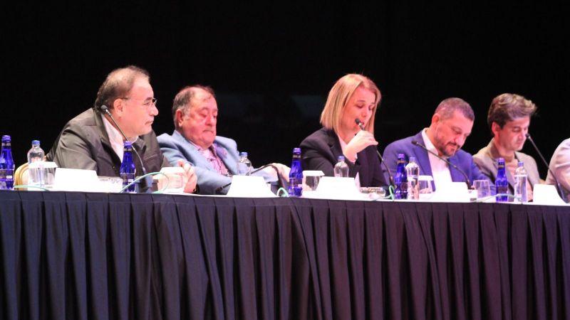 NTSO, NTB ve ÜTSO Odalar Borsalar Müşterek Toplantısında Bir Araya Geldi!
