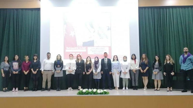 Bahçeşehir Koleji Anaokulu'nda Veli Toplantısı Yapıldı