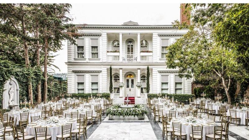 İstanbul'da Düğün İçin Tarihi Mekan Seçenekleri Nelerdir?