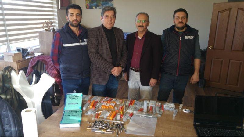 Okul - Sanayi İşbirliği Projesi Sürüyor