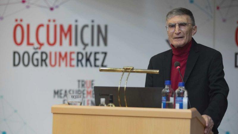 Prof. Dr. Aziz Sancar'dan Aşı Açıklaması