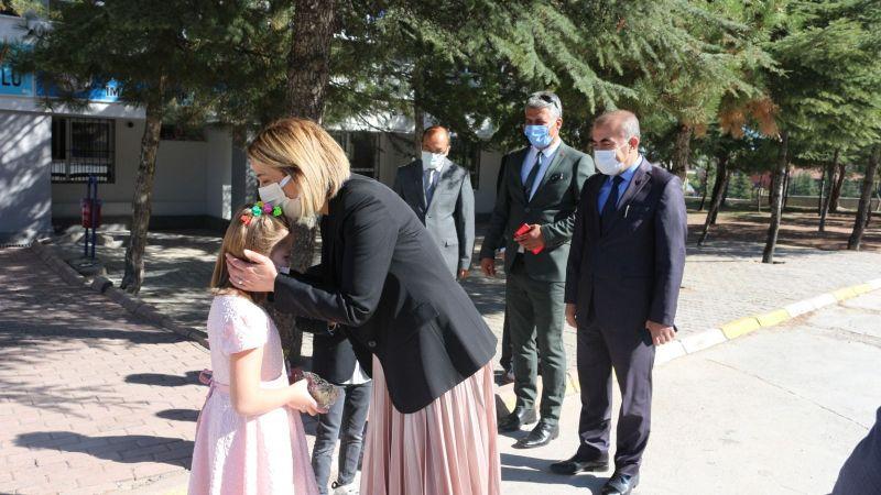 Yeni Haftaya Okul Ziyaretleri İle Başlanıldı