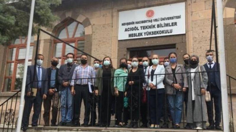 MYO Müdürler Kurulu Toplandı