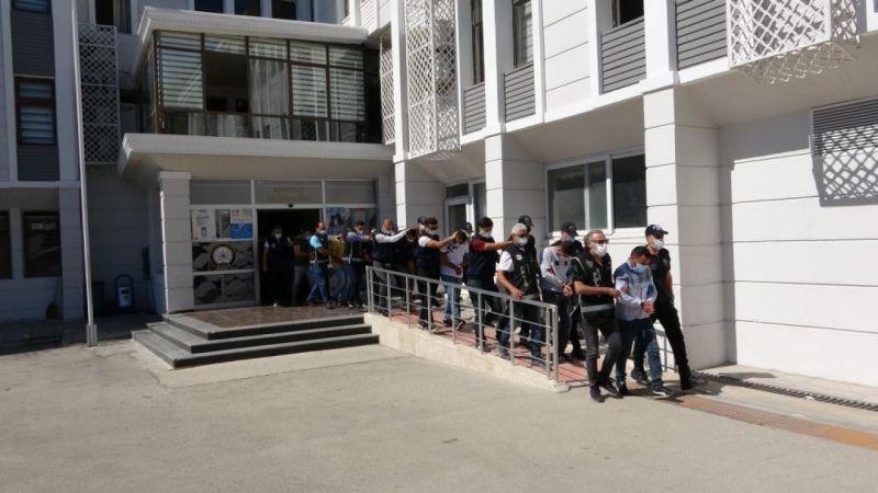 İllerde Tefecilik Operasyonu Sürüyor Darısı Nevşehir'e