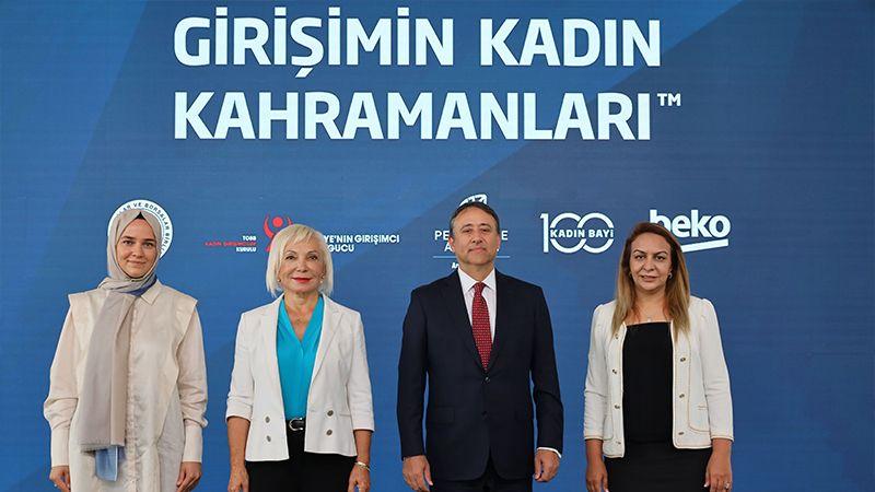 """""""Girişimin Kadın Kahramanları"""" Nevşehir 'de Buluşuyor"""