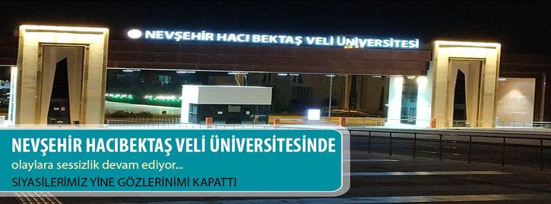 Nevşehir Hacıbektaş Veli Üniversitesi Eğitiminden Çok Skandallarıyla Gündemde