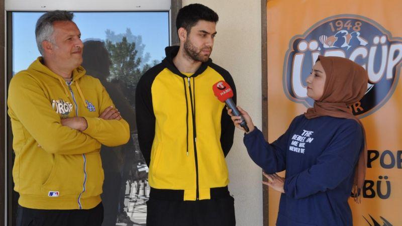 Ürgüpspor Erkek Voleybol  Takımı Yarın İlk Maçına Hazır !