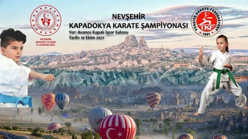 Nevşehir İl Spor Müdürlüğü ve Karate İl Temsilciliği'nden Bir İlk!