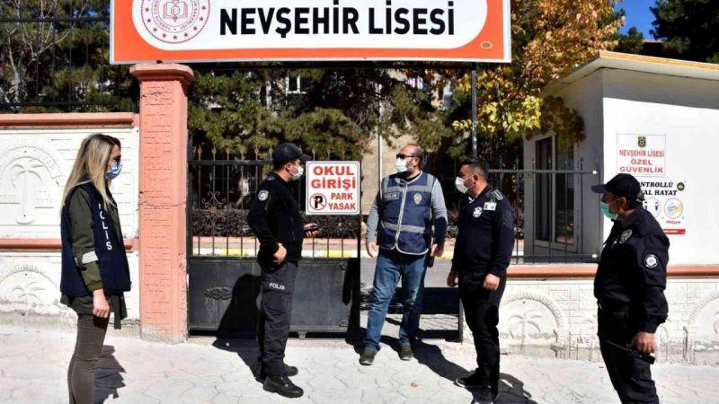 Nevşehir Emniyetinden  13 Bölgede Denetim Uygulaması