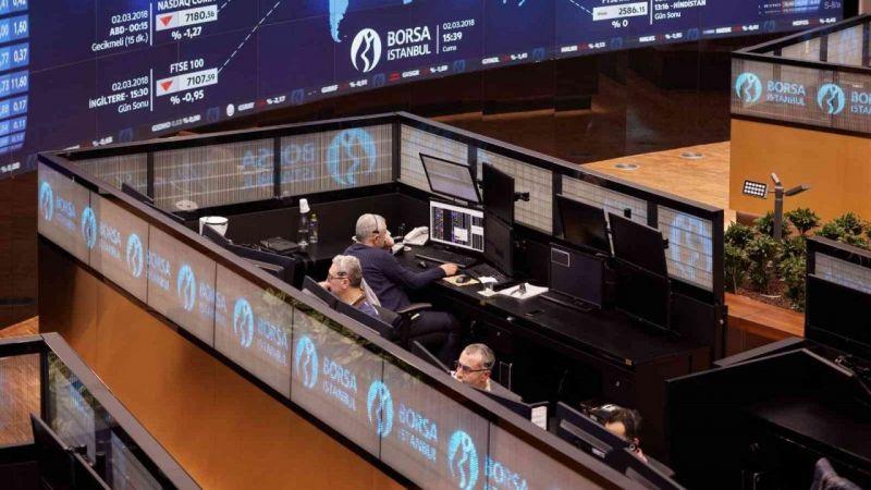 Borsa Günü 1,31'lik Yükselişle Kapattı
