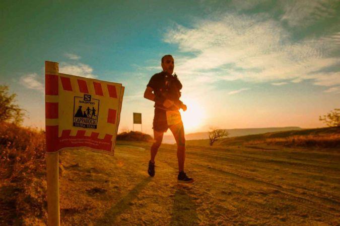 Elit Atletler Kapadokya'da Yarışacak