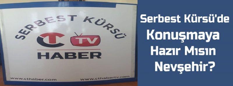 Serbest Kürsü'de Konuşmaya Hazır Mısın Nevşehir?