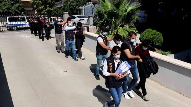 İçlerinde Nevşehir'in de Bulunduğu 43 İlde Dolandırıcı Şebekesi Çökertildi