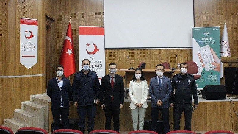 Muhtarlar Çalıştayı Kozaklı'da Düzenlendi