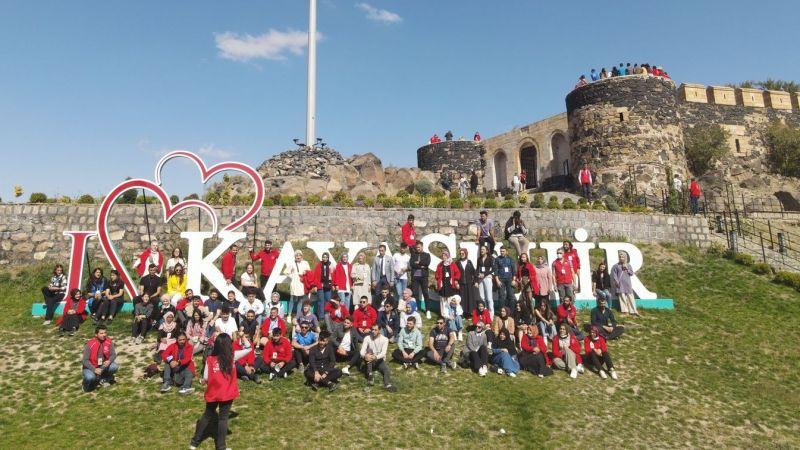 Gençler Kayaşehir'e Hayran Kaldı