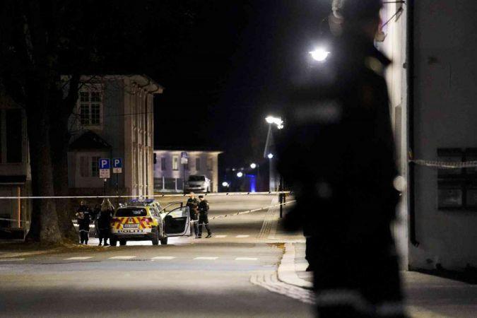 Norveç'te Bir Kişi Okla İnsanlara Saldırdı - 4 Ölü