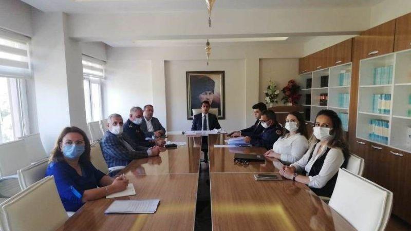 Kadına Şiddetle Mücadele Komisyonu Toplandı