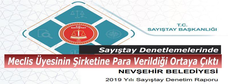 Nevşehir Belediyesi, Hangi Meclis Üyesinin Şirketinden Mal Alımı Yaptı