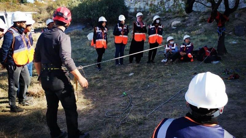 AFAD Gönüllüleri Eğitimlere Başladı