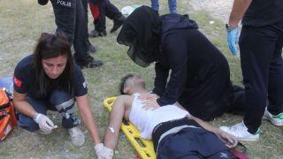Genç adam öldü annesi dakikalarca kalp masajı yaptı