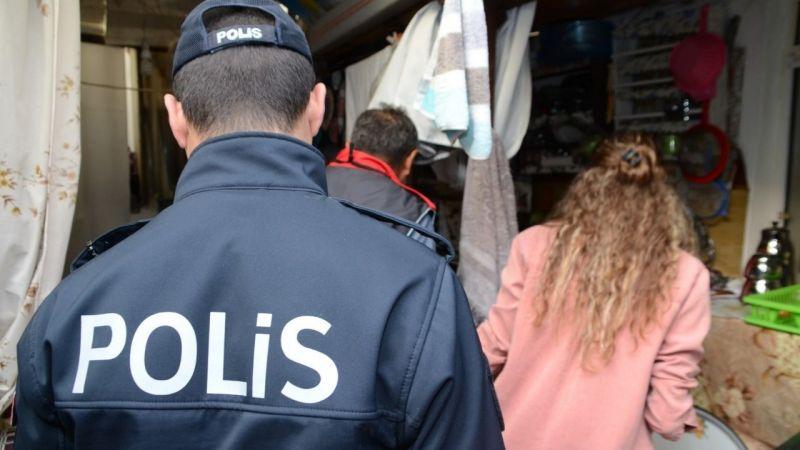 Bakanlık düğmeye bastı.. 2806 kişi gözaltına alındı