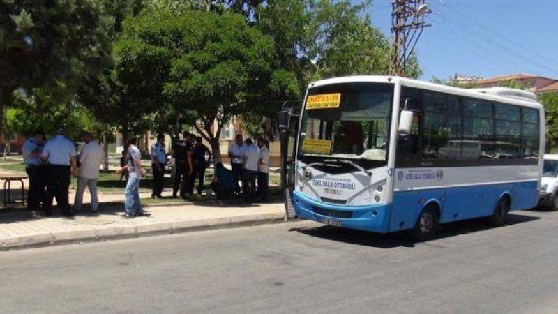 Gaziantep'e otobüse binerken aman dikkat !