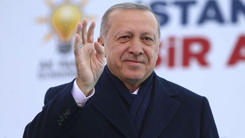 Erdoğan güvenlik güçlerini böyle kutladı