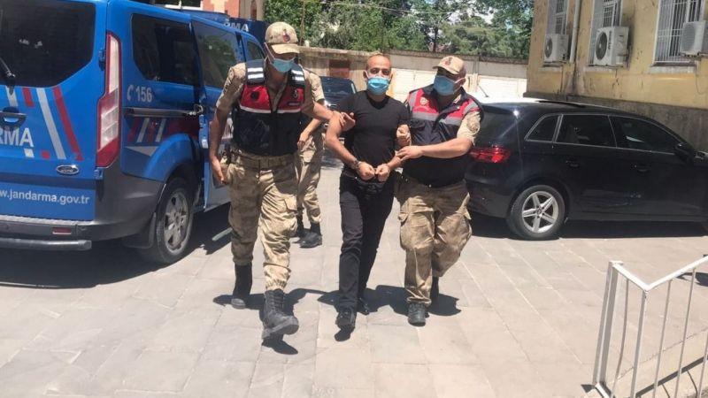Başka şehirde cinayete karıştı Gaziantep'te yakalandı