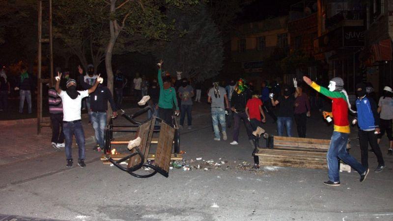 6-8 Ekim olaylarında Gaziantep'te terör estirenlere ceza yağdı