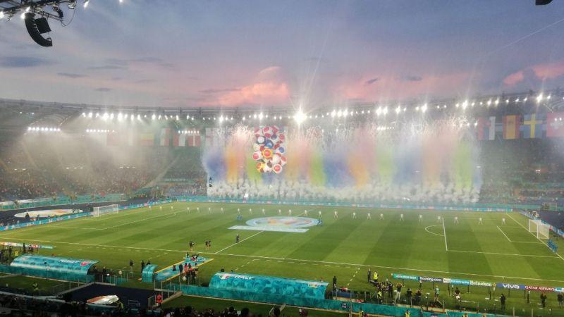 EURO 2020'ye muhteşem açılış