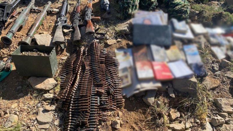 3 PKK'lı terörist etkisiz hâle getirildi