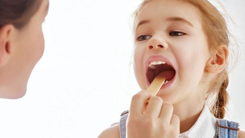 Çocuklarda geniz eti tedavisi