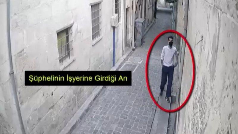 Gaziantep'in yüzsüz hırsızı yakalandı