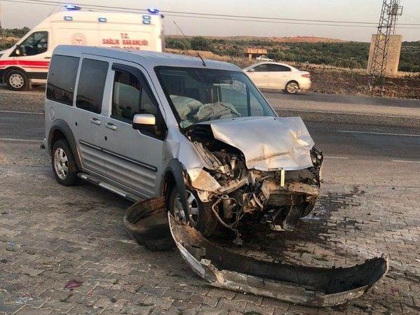 Gaziantep'te bir kaza daha...1 ölü, 3 yaralı