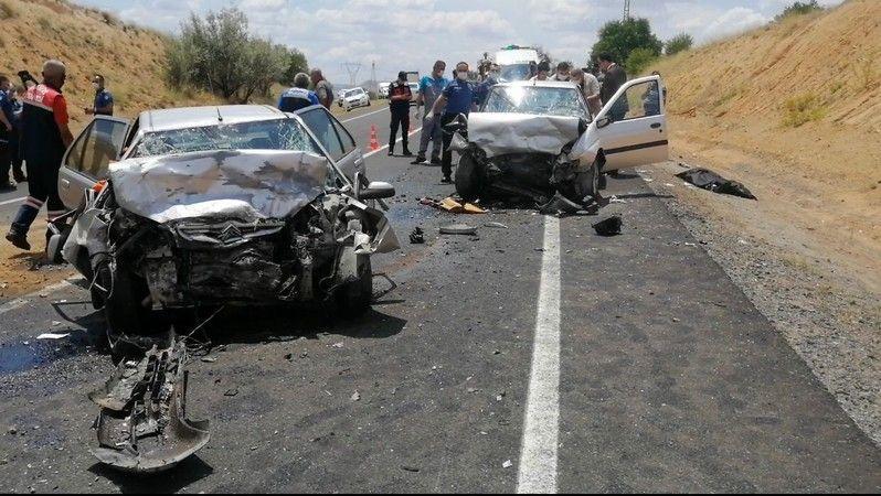 Savaş değil kaza... 3 ölü, 3 yaralı