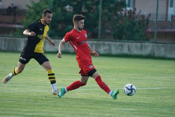 Gaziantep FK: 3 - İstanbulspor: 2