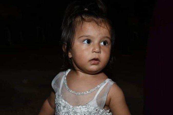 2 yaşındaki Ecrin'den kahreden haber