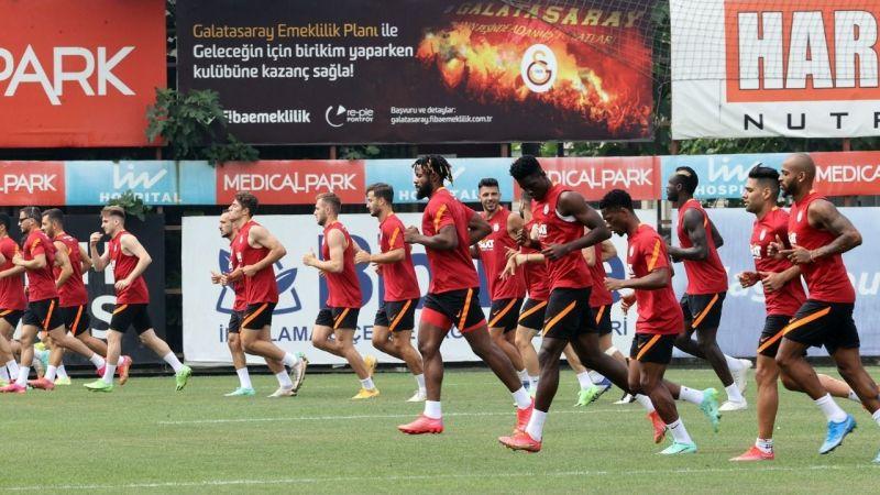 Galatasaray sahaya iniyor