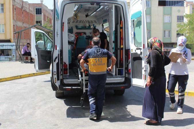 Gaziantep'te bir hastaneye 4 saatte 150 kasap başvurdu