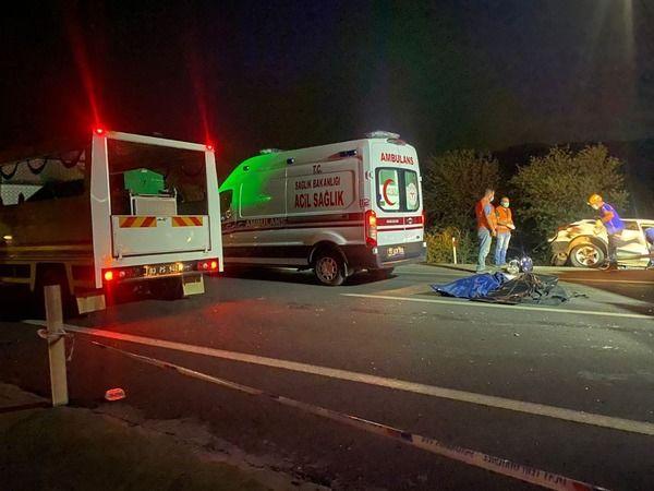 Korkunç kazada aynı aileden 4 kişi hayatını kaybetti