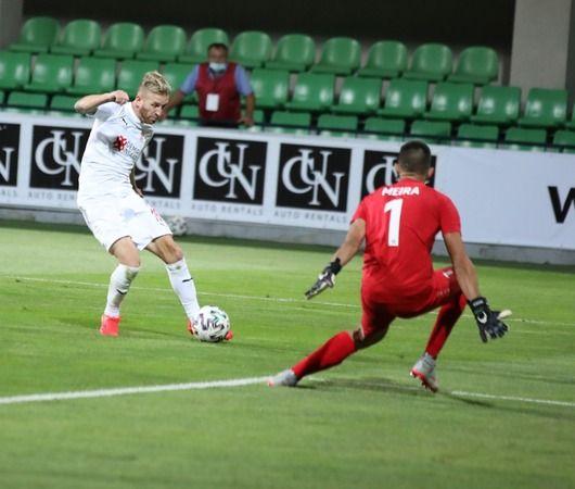 Sivasspor'dan süper başlangıç