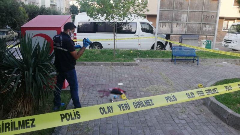 Parkı kana buladılar: 1 ölü, 3 yaralı