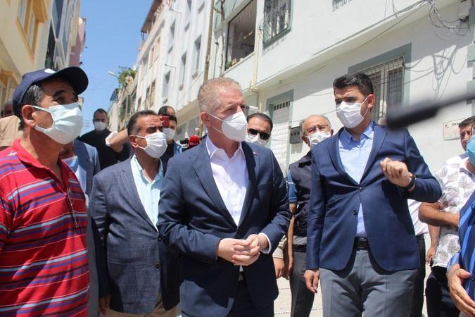 Gaziantep'te infiale neden olan 5 katlı bina bakın neden çökmüş ?