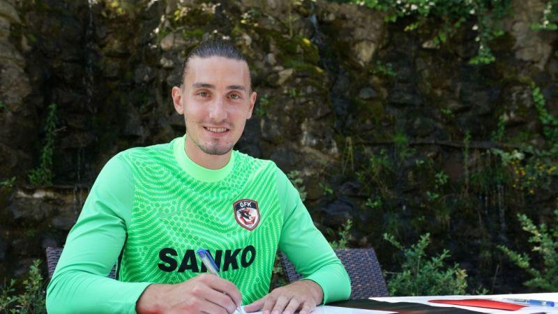 Gaziantep FK'da kaleye takviye
