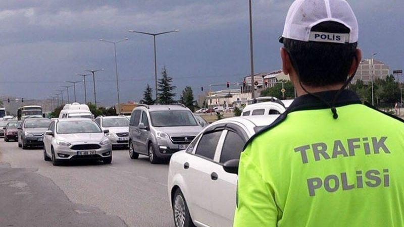Son 6 ayda rekor seviyede trafik cezası kesildi