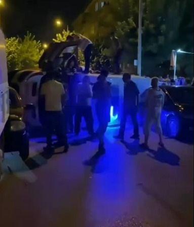 Gaziantep'te korkutan ambulans kazası