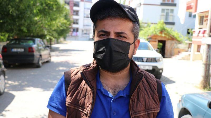 Iraklı aile koktukları iddiasıyla apartmandan atılıyor