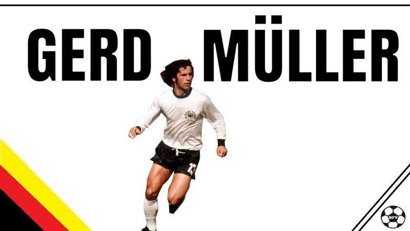 Efsane golcü Gerd Müller hayatını kaybetti